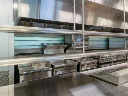 The Barnes Foundation Kitchen