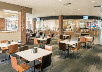 University of Hartford Dining Commons Renovations