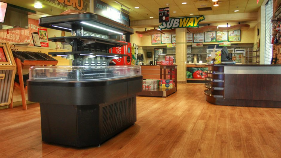 Custom Widener University Restaurant Design
