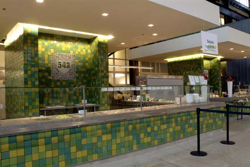 Urban Outfitters Restaurant Design