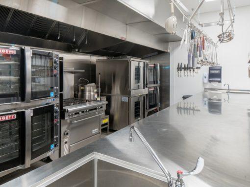 ASPIRA Academy Kitchen
