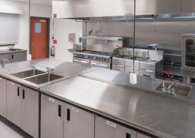 Canaan Baptist Church Kitchen