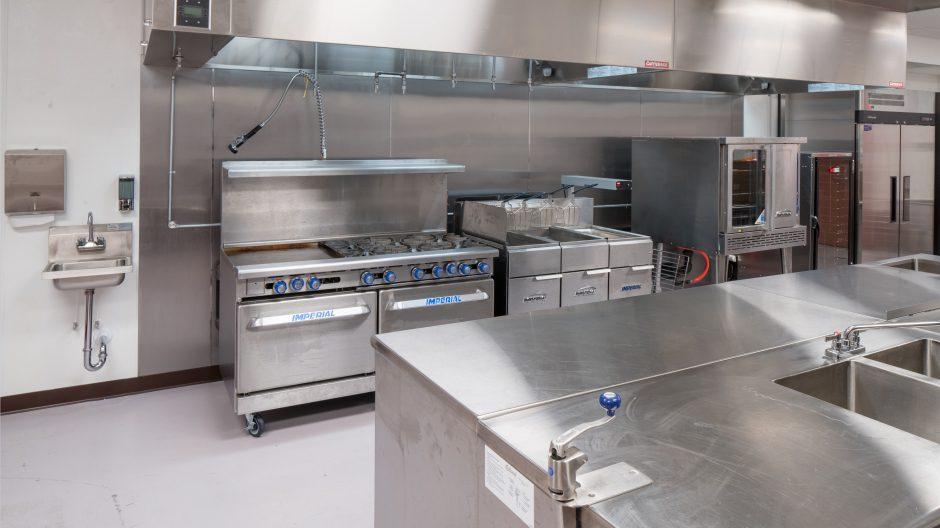 Canaan Baptist Church Kitchen A Design By Corsi Associates